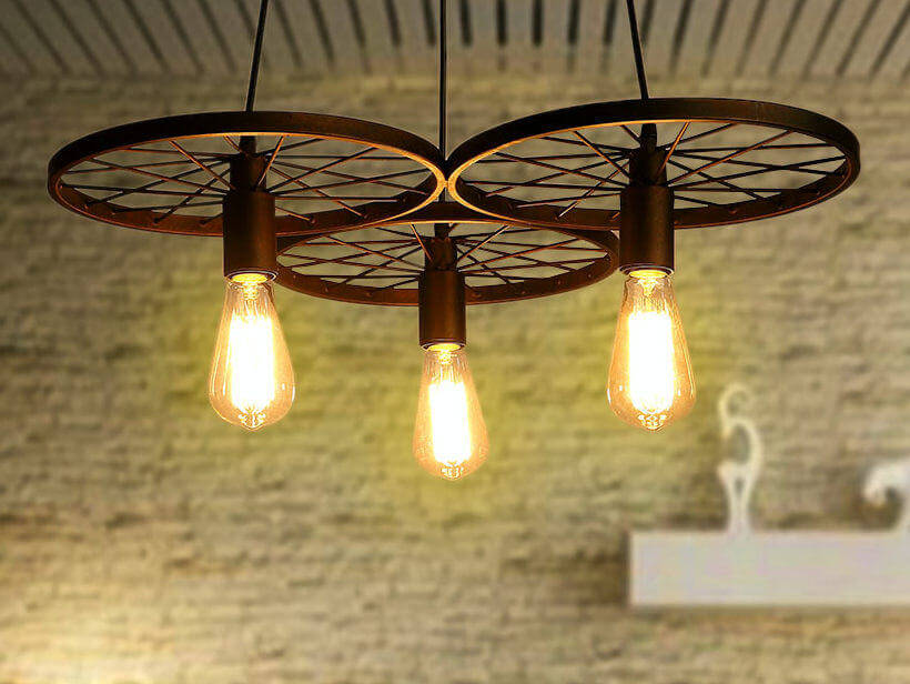 Best 25 Rustic Light Fixtures Ideas On Pinterest: 25 Best Rustic Lighting Ideas From Etsy To Buy In 2019