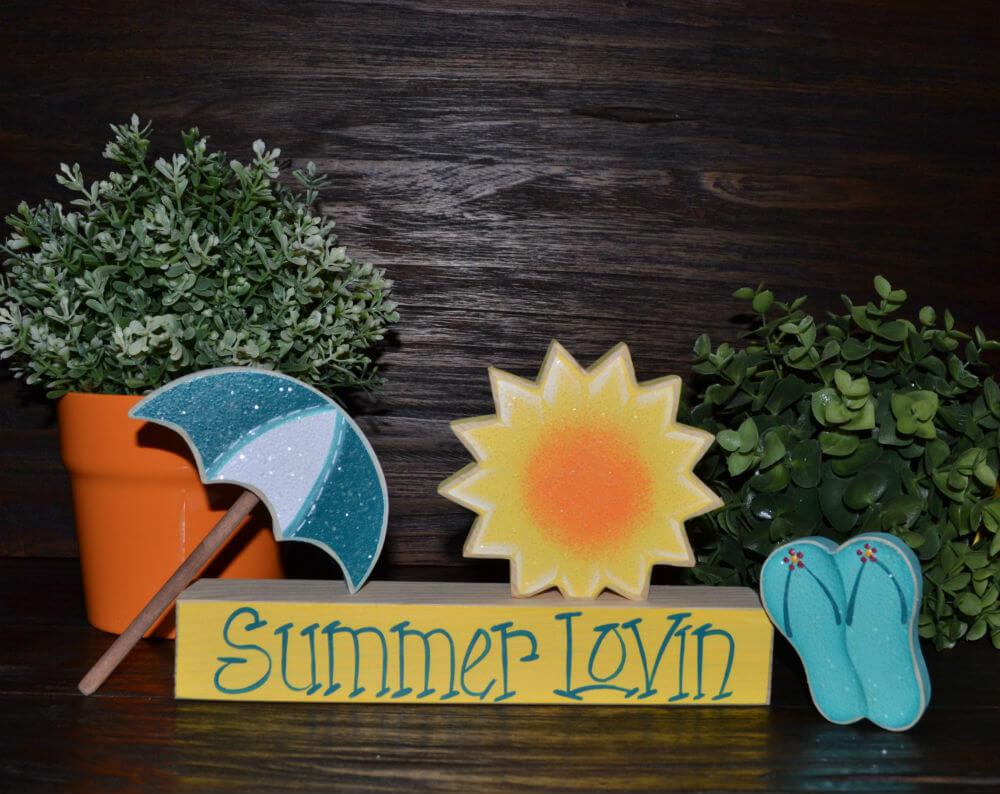 Summer Lovin' Block Set