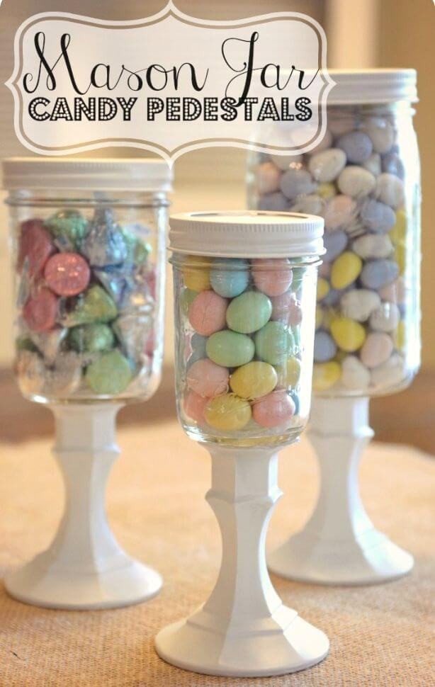 Color Candy Display for Your Kitchen