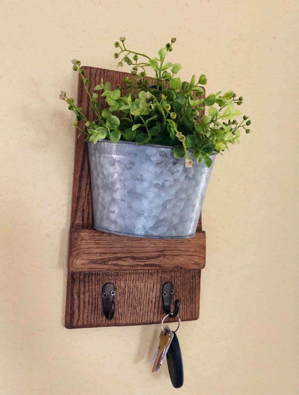 Mail and Key Wall Organizer