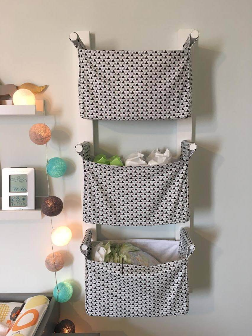 45 Best Hanging Bathroom Storage Ideas
