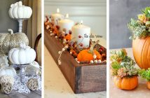 DIY Fall Centerpiece Ideas