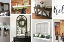 Etsy Entryway Decorations