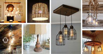 Rustic Lighting Ideas from Etsy