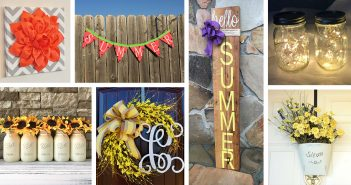 Etsy Summer Decorations