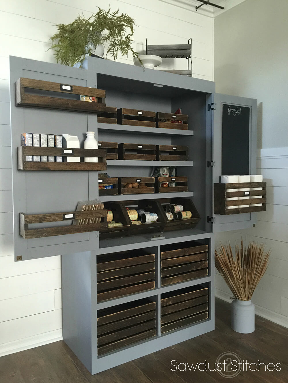 Sectional Classy Kitchen Cupboard Storage