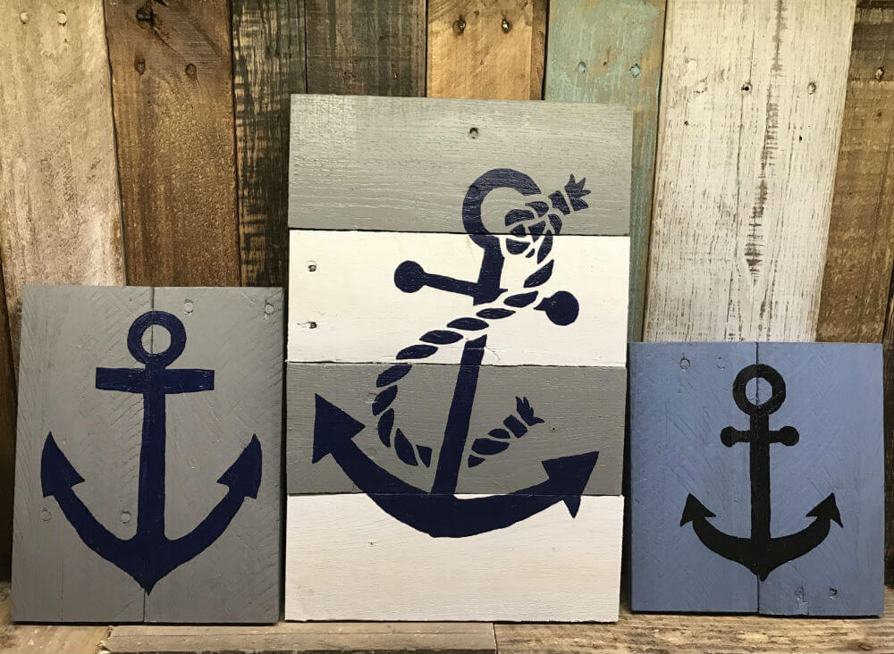 Find Your Countryside Nautical Signs