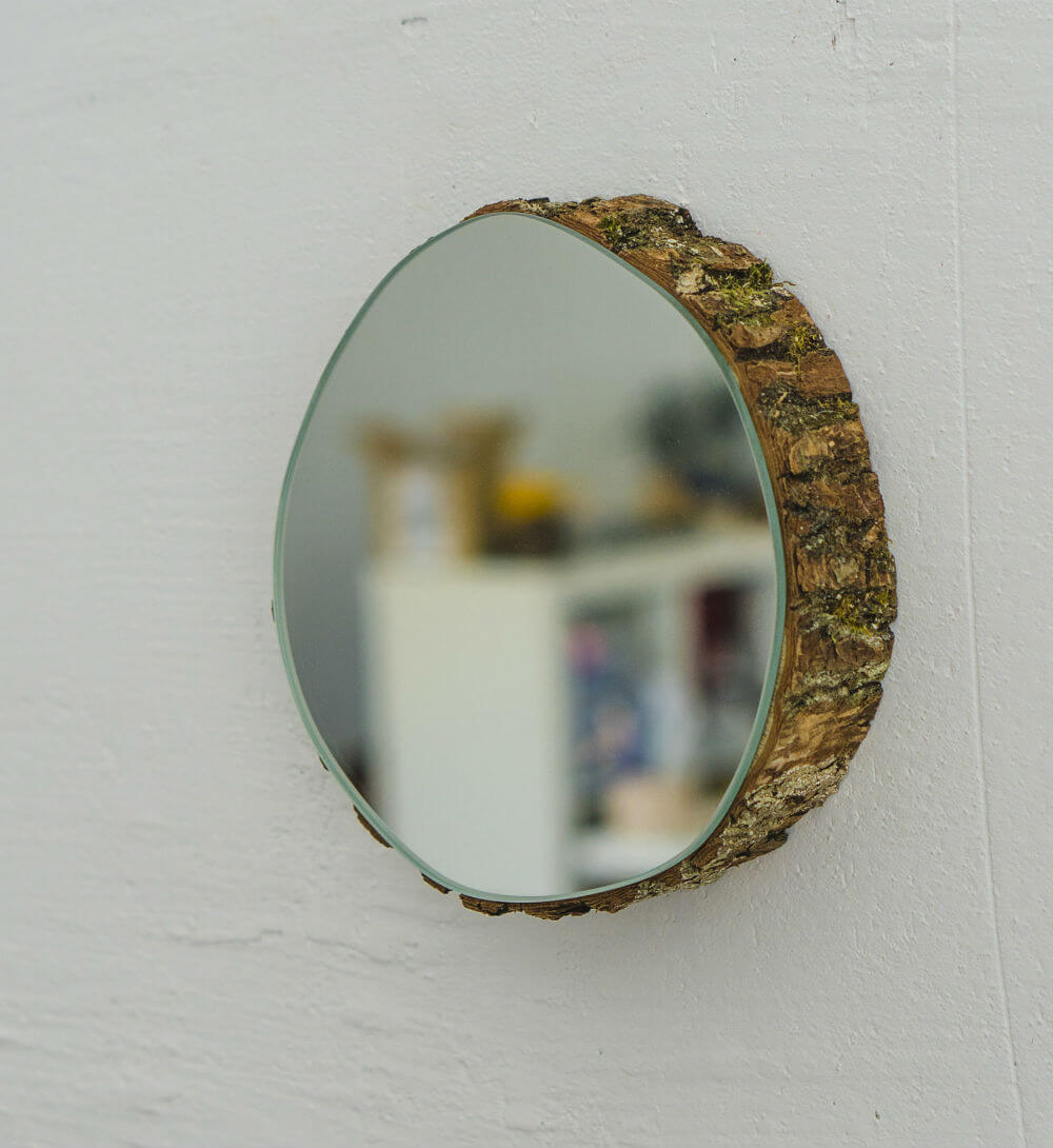 Farmhouse Bathroom Decor Wall Mirror