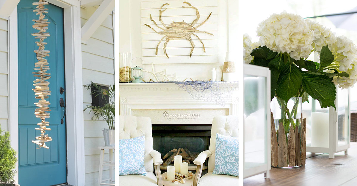 6 Best Diy Driftwood Craft Ideas And Designs For 2021
