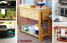 DIY Grill Station Projects