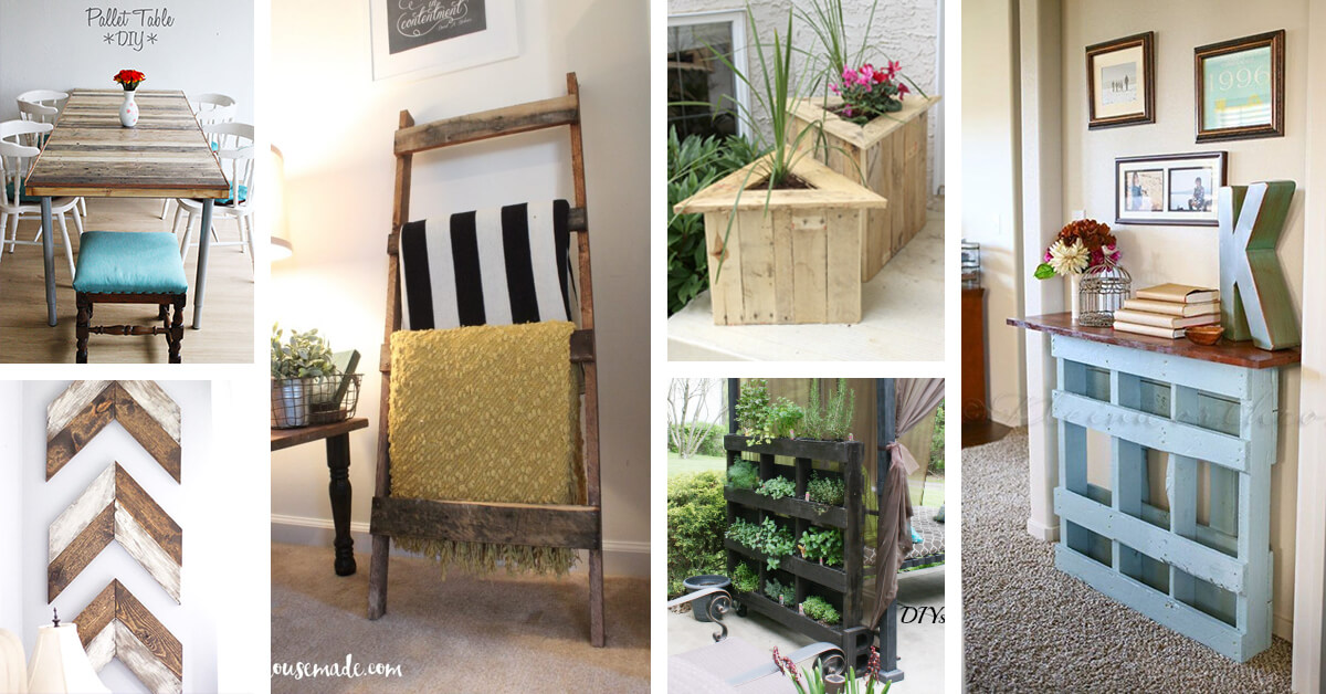 7 Best Diy Pallet Project Ideas And Designs For 2020