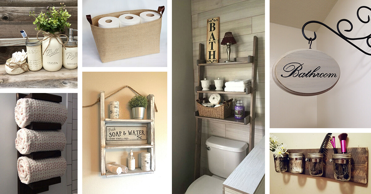 32 Best Etsy Bathroom Accessories To Buy In 2020