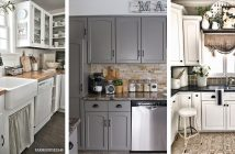 Farmhouse Kitchen Backsplash Designs