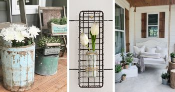 Farmhouse Outdoor Decorations