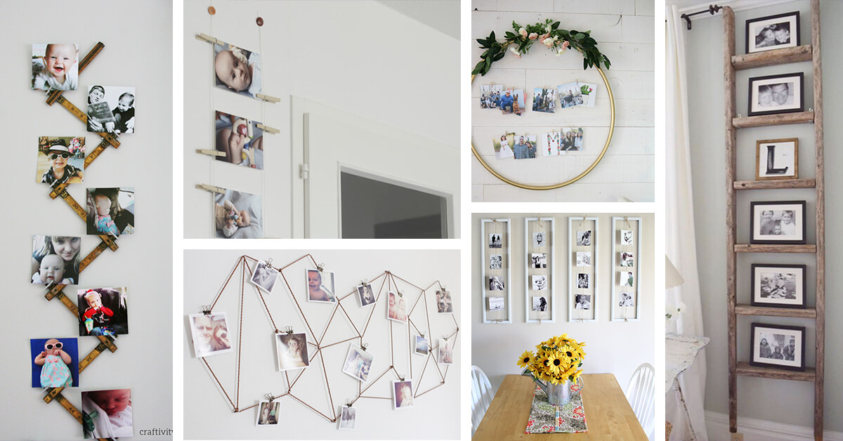 Photo Display Ideas And Designs For 2020