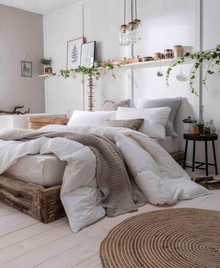 Rest easy in Eco-friendly Bedding