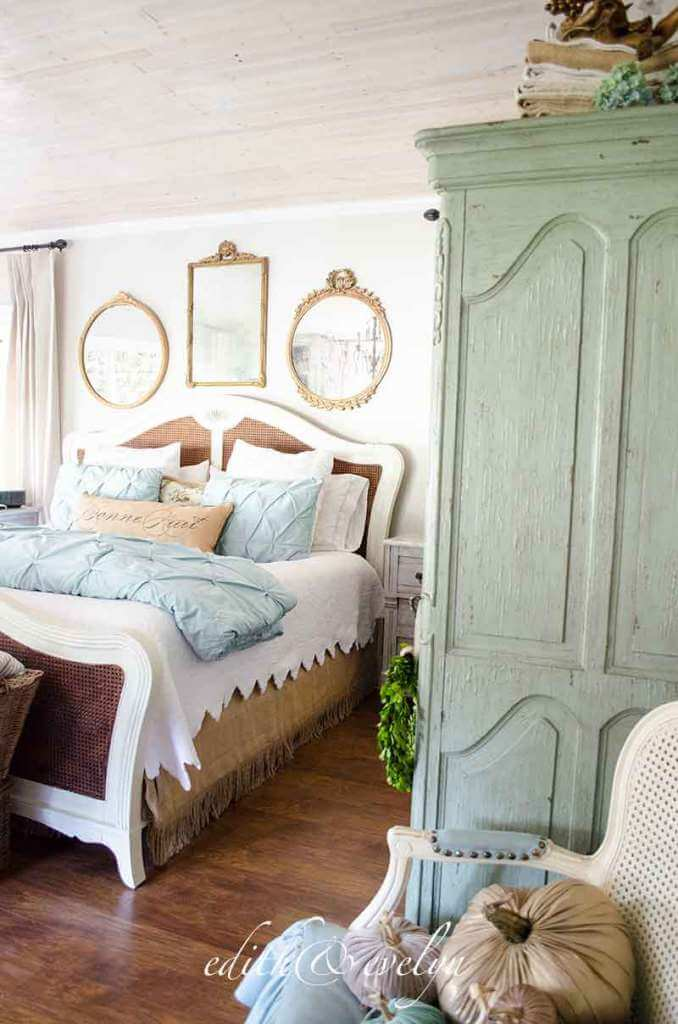 French Country Muted Hues and Natural Textures