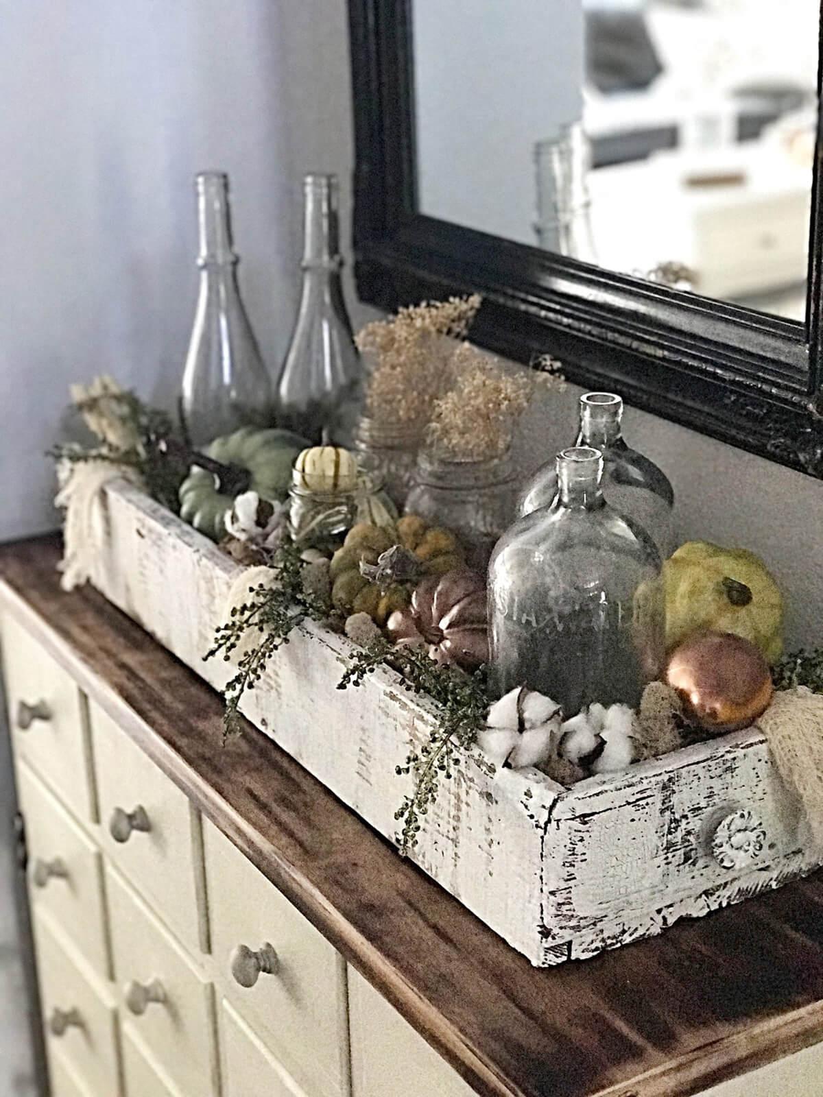 Autumn Arrangements in a Box