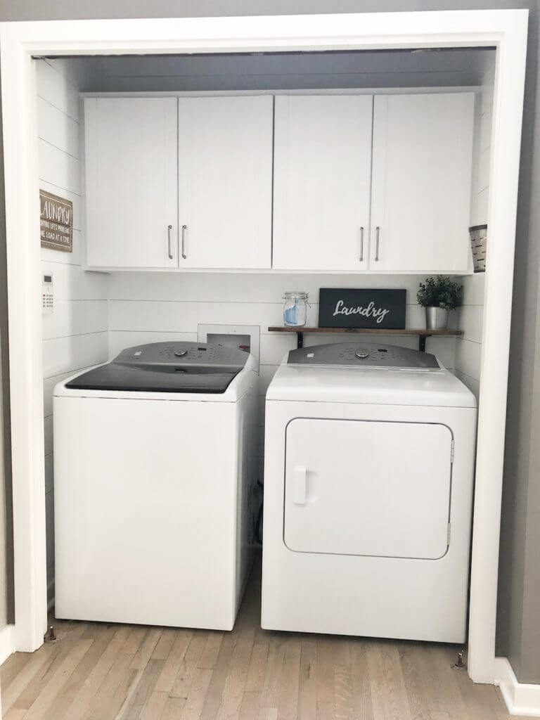 Give Your Laundry Room a Facelift