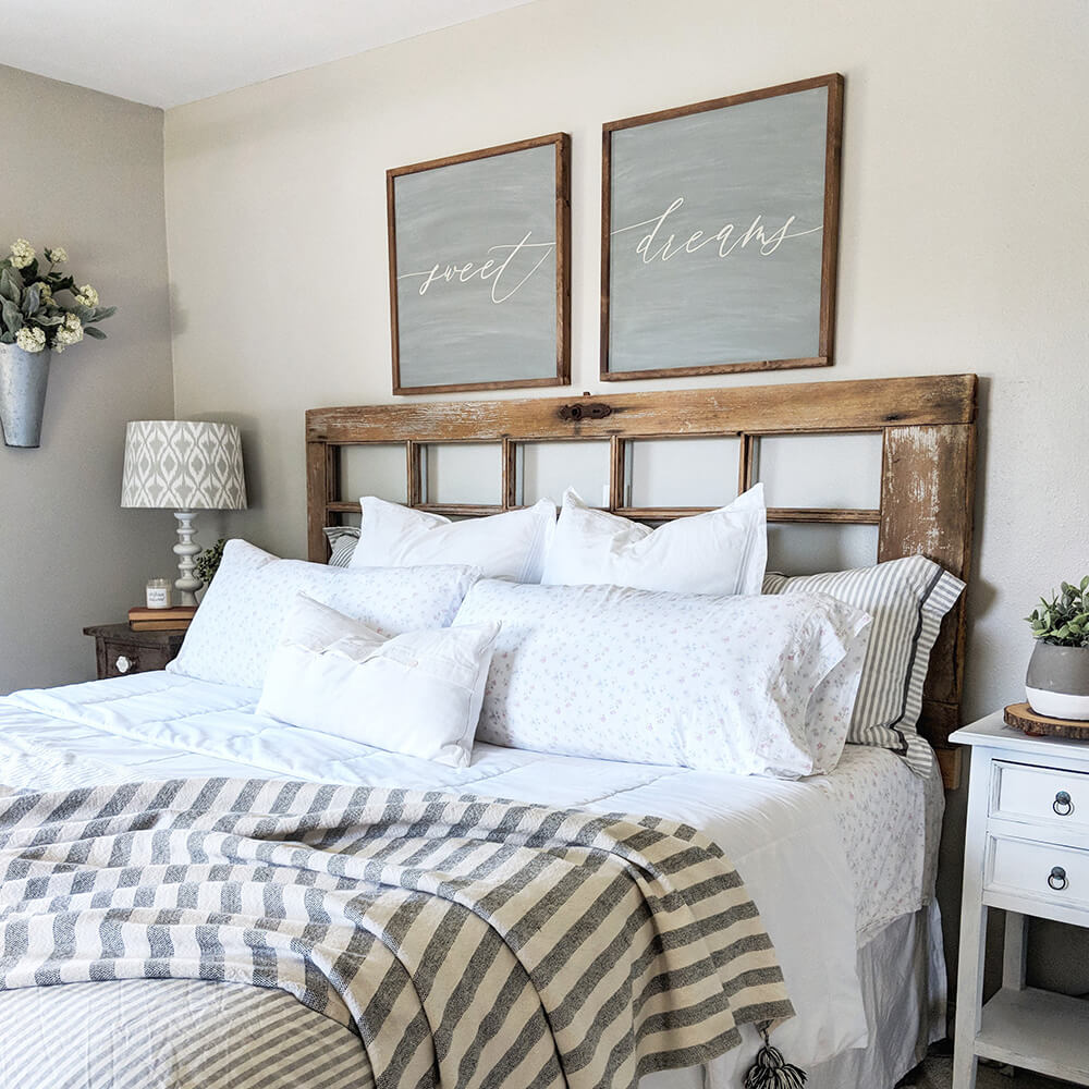 20 best neutral bedroom decor and design ideas for 2019 - Bedroom wall decor ideas ...