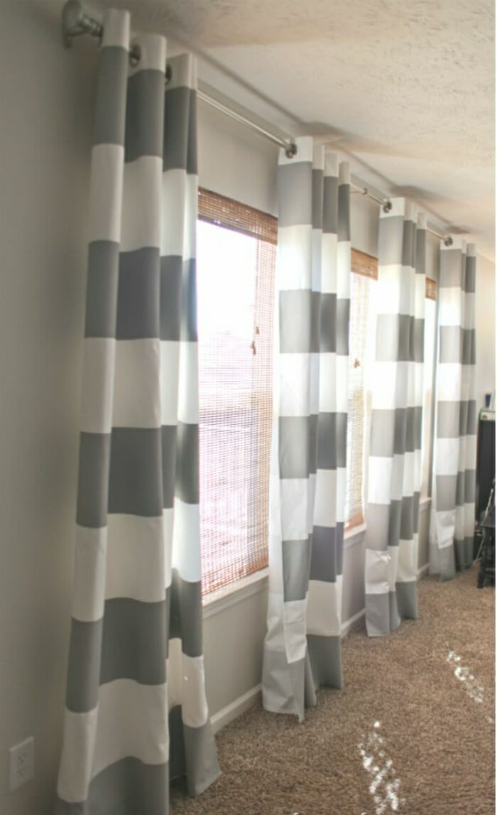 Curtain Designs Ideas: 12 Best Living Room Curtain Ideas And Designs For 2019
