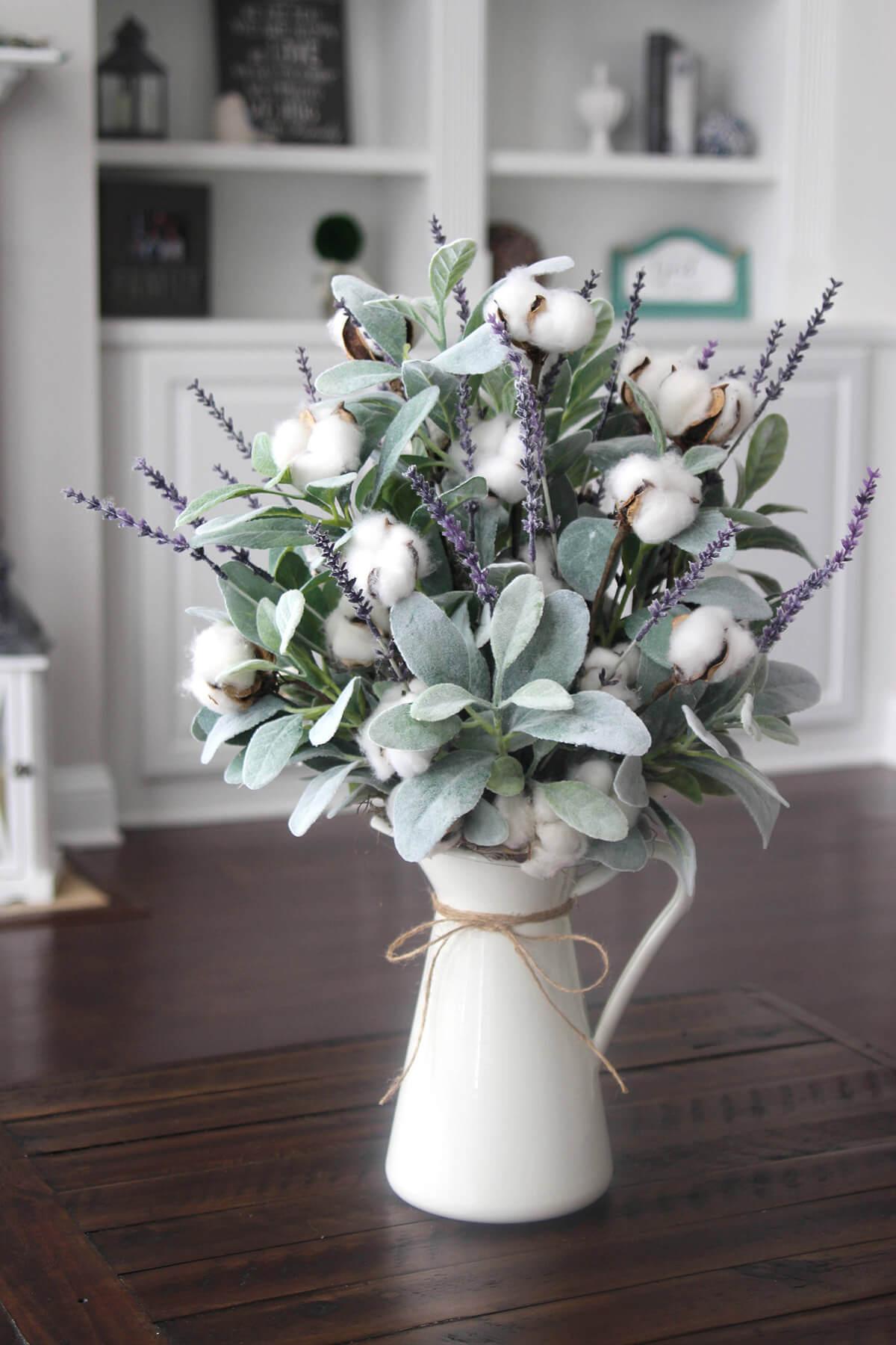 Super Soft Dreamy Farmhouse Bouquet