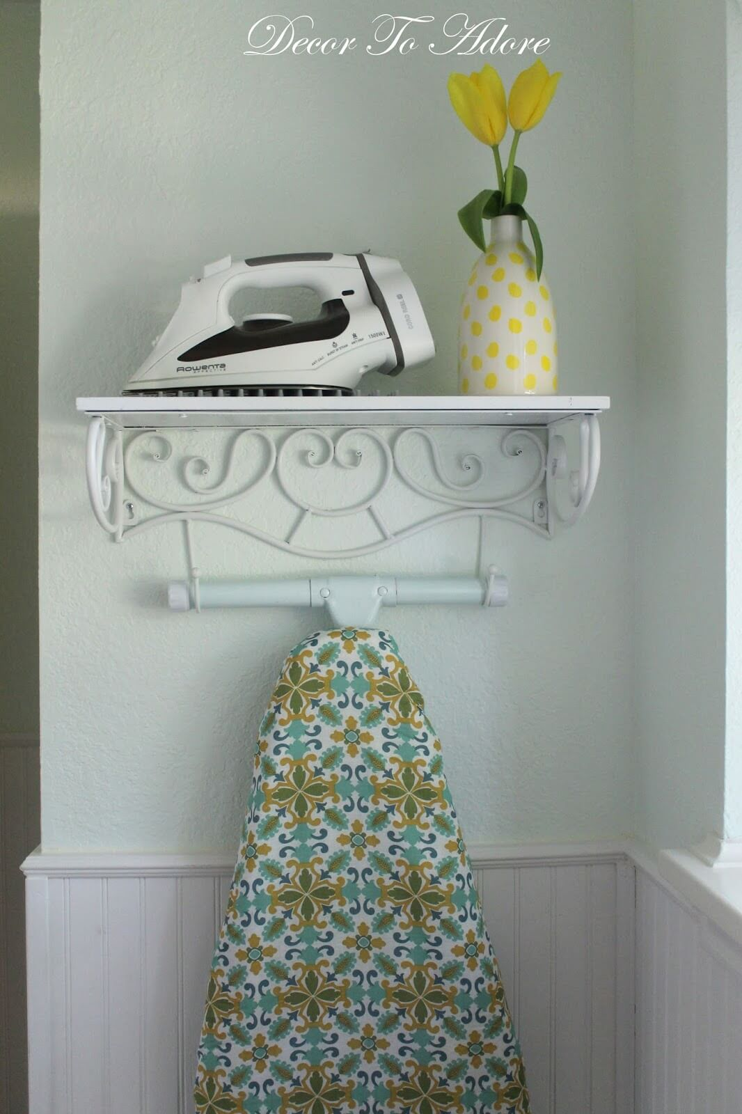 Your Ironing Board Escape Corner