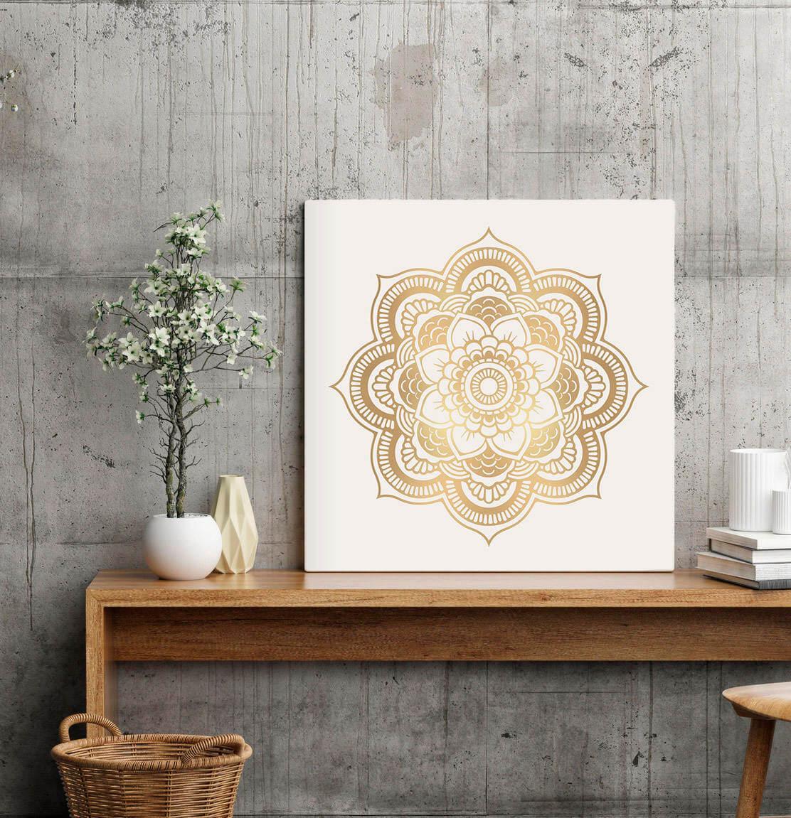 Downloadable Instant Mandala Art