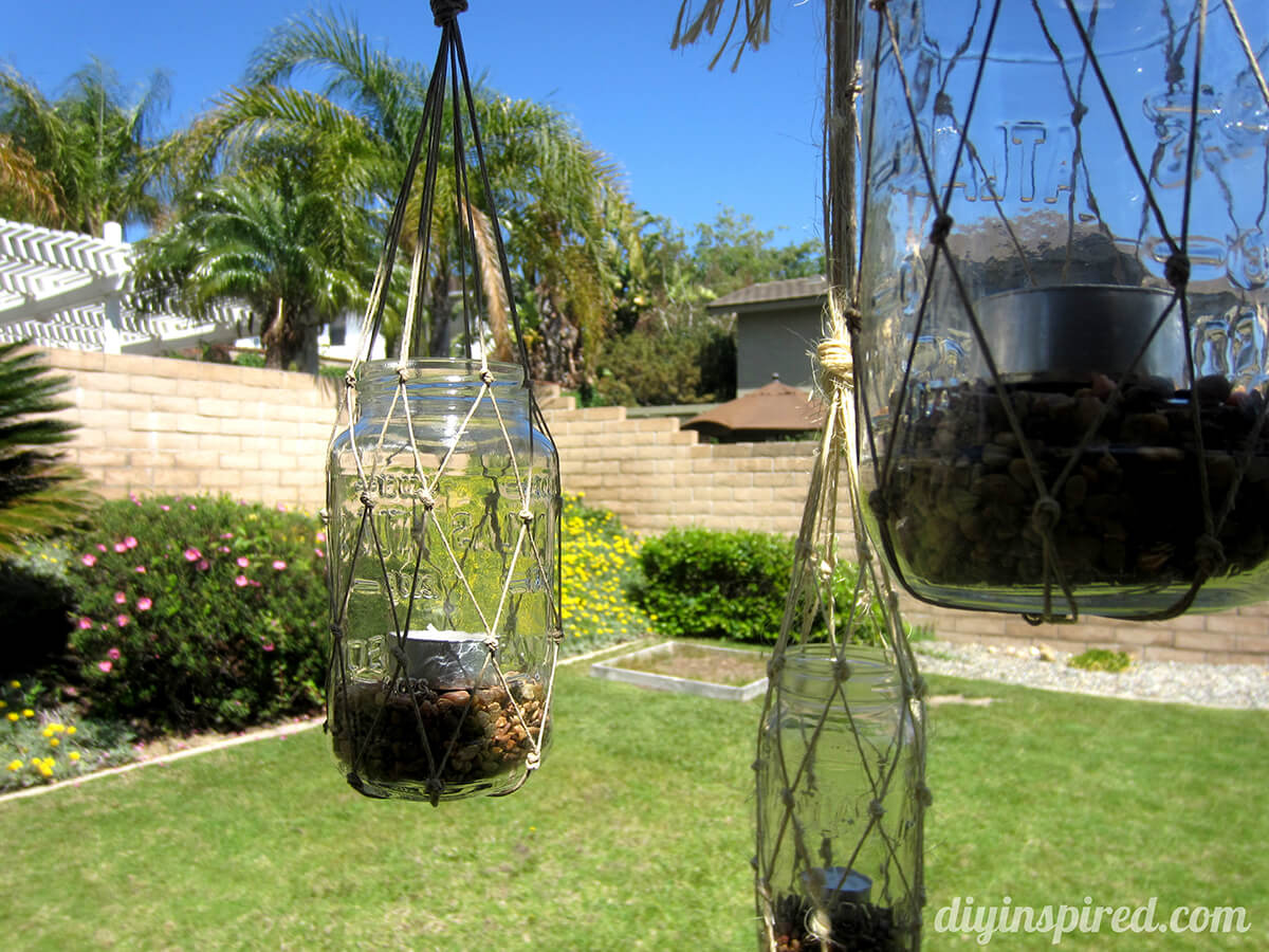 Garden Green Thumb Hanging Lamps