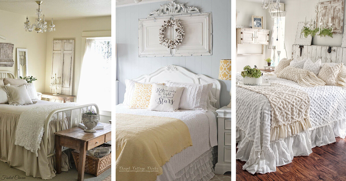 14 Fabulous Rustic Chic Bedroom Design And Decor Ideas To Make Your Space  Special
