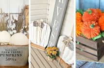 Rustic Fall Decor Ideas