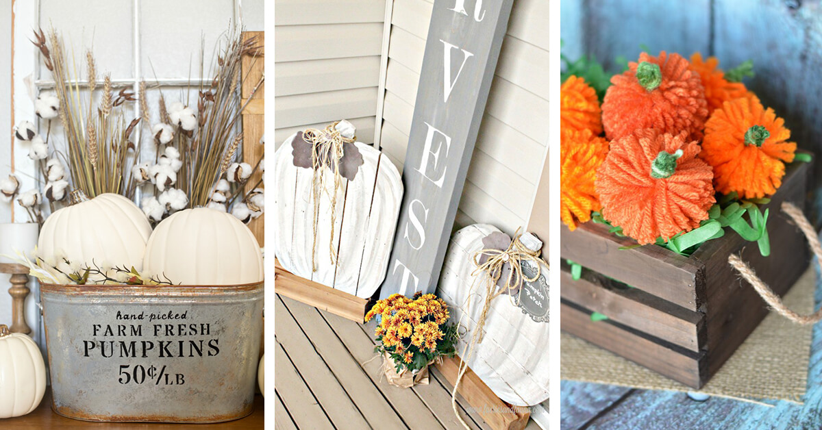 8 Best Rustic Fall Decor and Design Ideas for 8