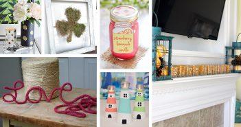 DIY Dollar Store Crafts
