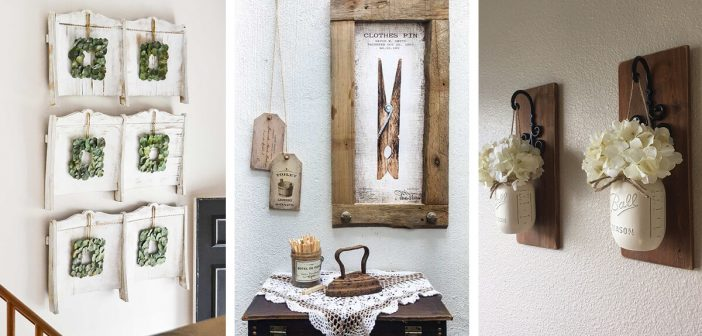 20 Best Vintage Wall Decor Ideas And Designs For 2019