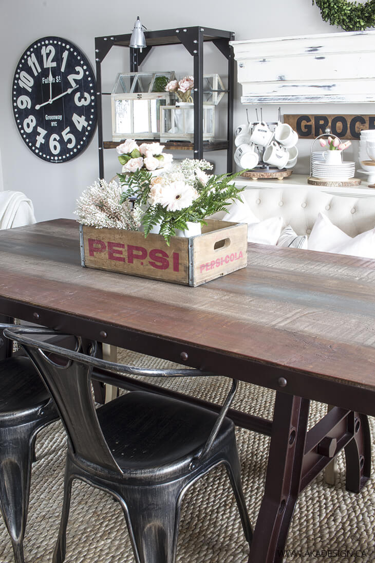 18 Best Farmhouse Style Centerpiece Ideas And Designs For 2020