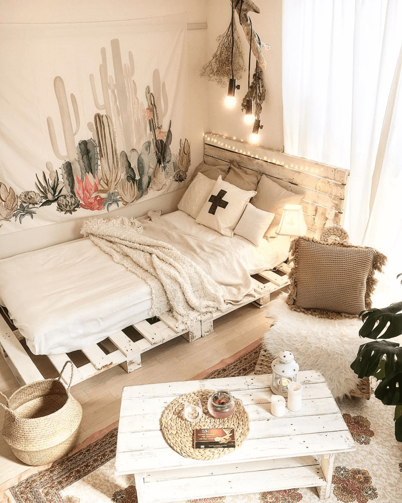 The Western Bohemian Styled Bedroom Decor
