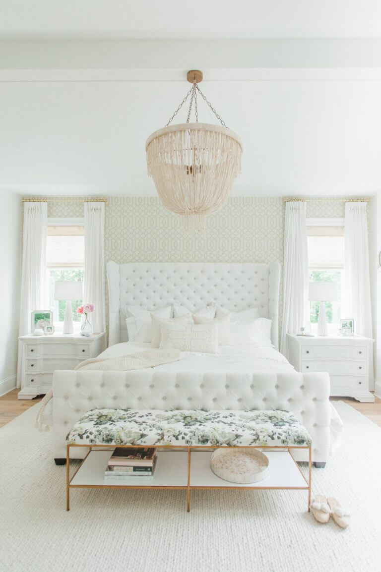 Pretty N' French Styled Bedroom Decor