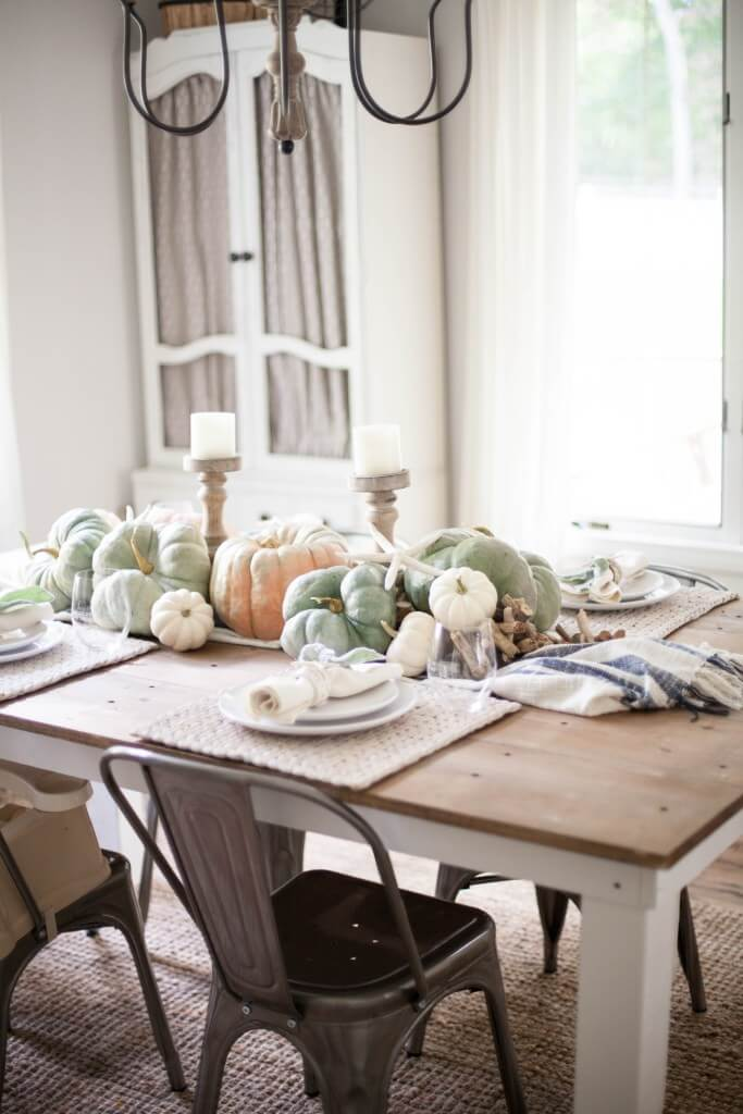 A Tumble of Pumpkins with Personal Bits Mixed In