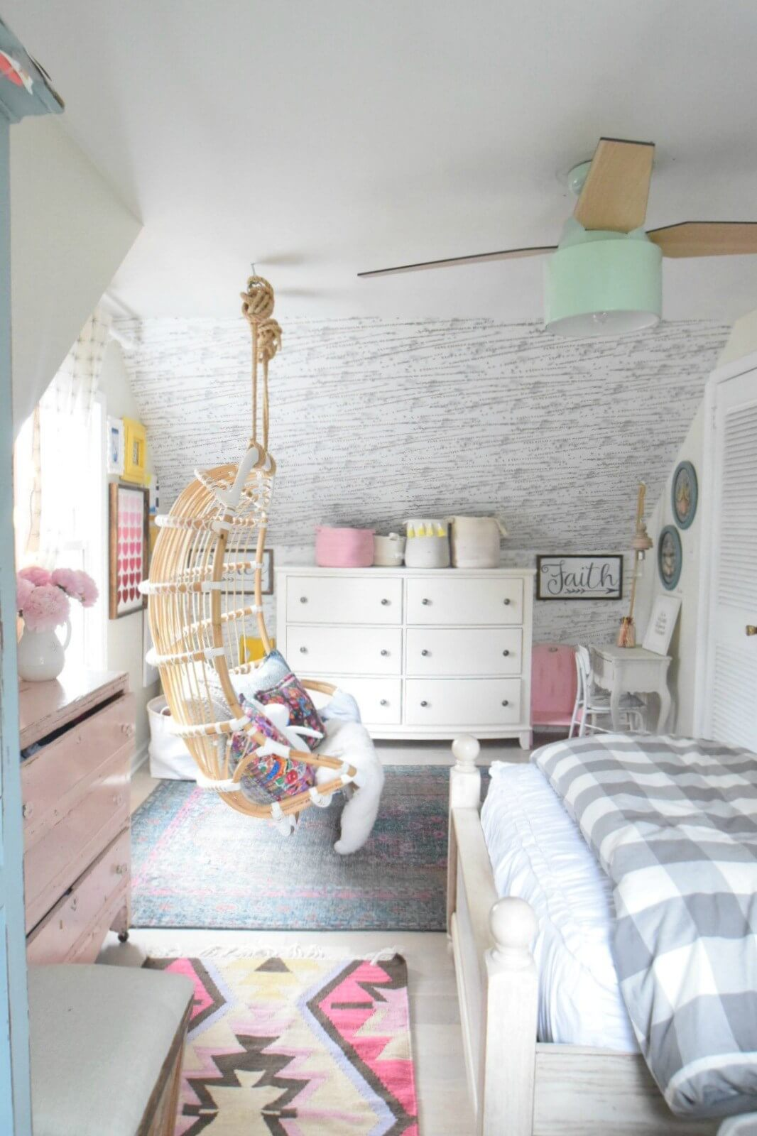 The Pastel Heaven Bedroom Decor