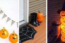 DIY Dollar Store Halloween Decor Projects