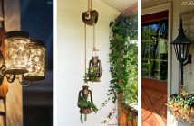 Porch Lighting Designs