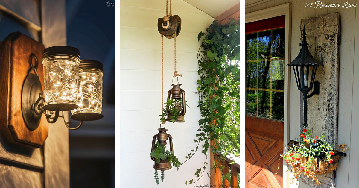 16 Best Porch Lighting Ideas And Designs For 2019