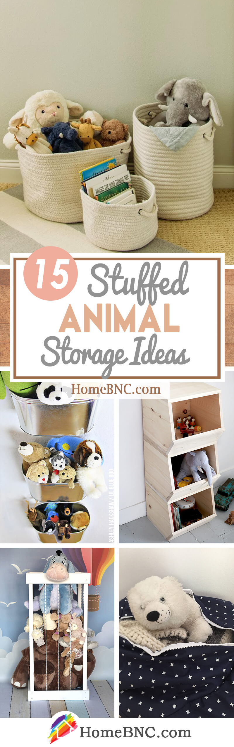 Vintage Smokey The Bear Teddy Bear, 15 Best Stuffed Animal Storage And Organizing Ideas For 2020