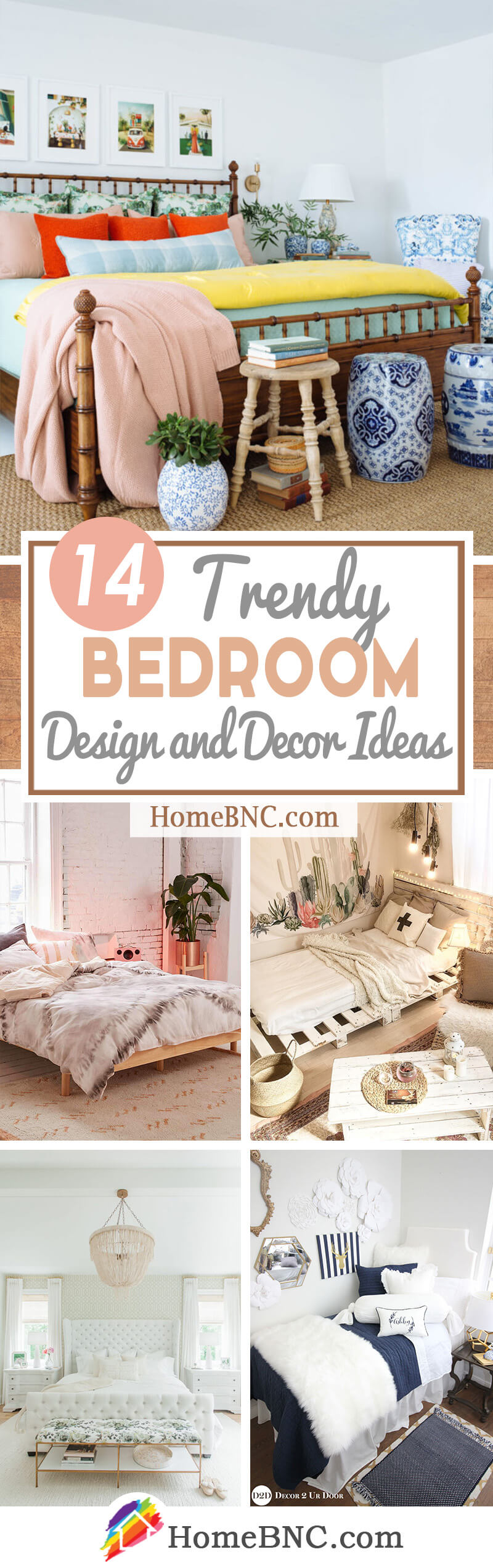 Trendy Bedroom Decor Ideas