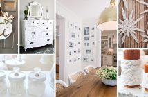 White Home Decorations