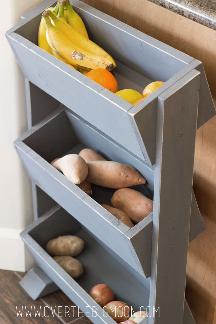 Sleek And Slide Corner Kitchen Storage