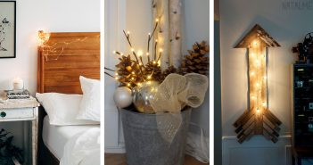 Light Decor Ideas for Your Rooms