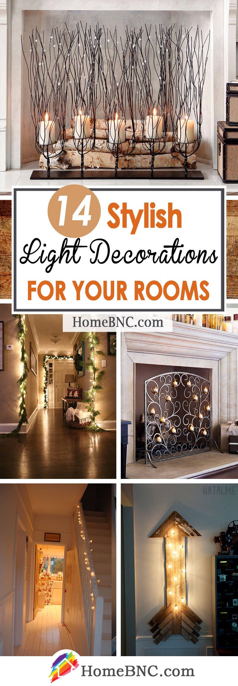 Decorating Your Rooms with Lights