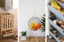Fruit and Vegetable Organizing
