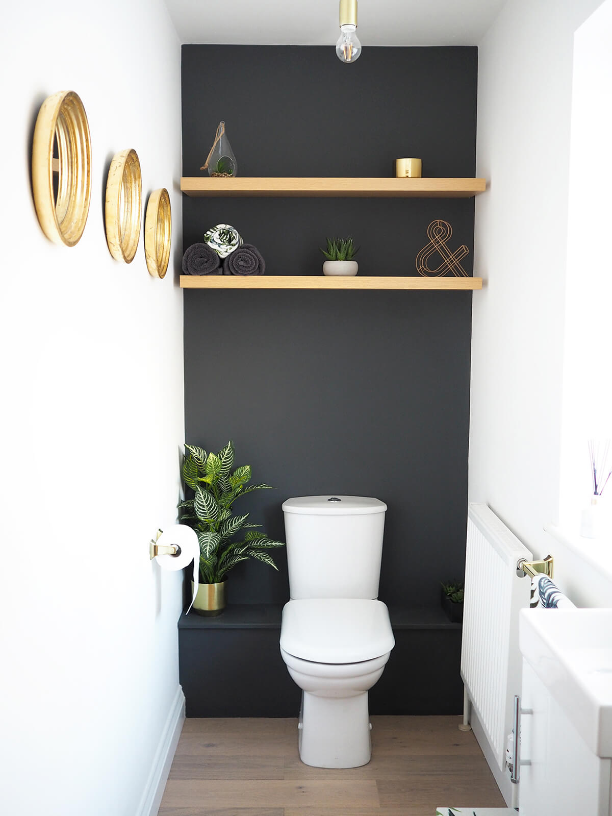 18 best powder room ideas and designs for 2019 - Small powder room decorating ideas ...